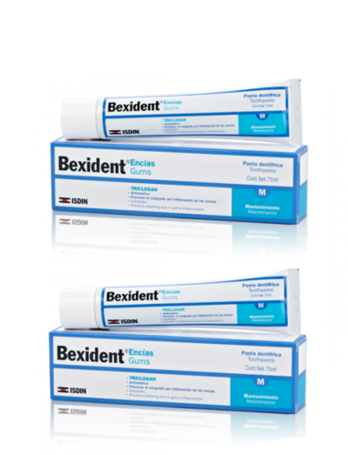 Bexident Encias Pack 2 U 75 ml