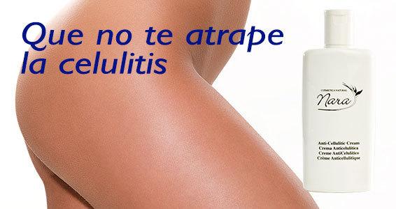 Crema Anticelulítica - Nara - Farmacia Mateos